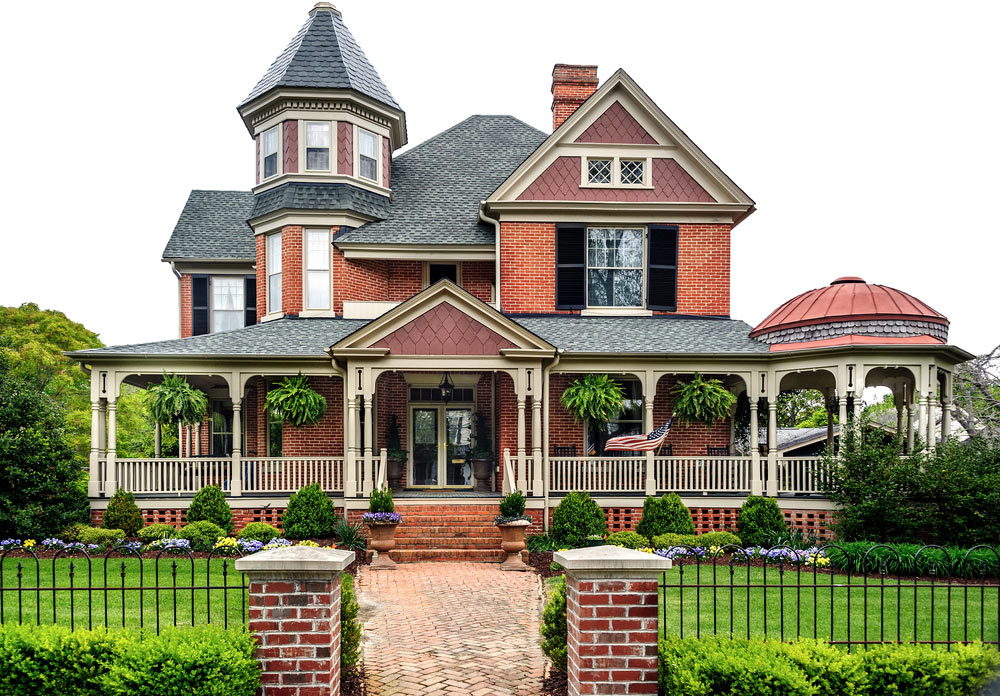 Rich Victorian Houses 1design 4life